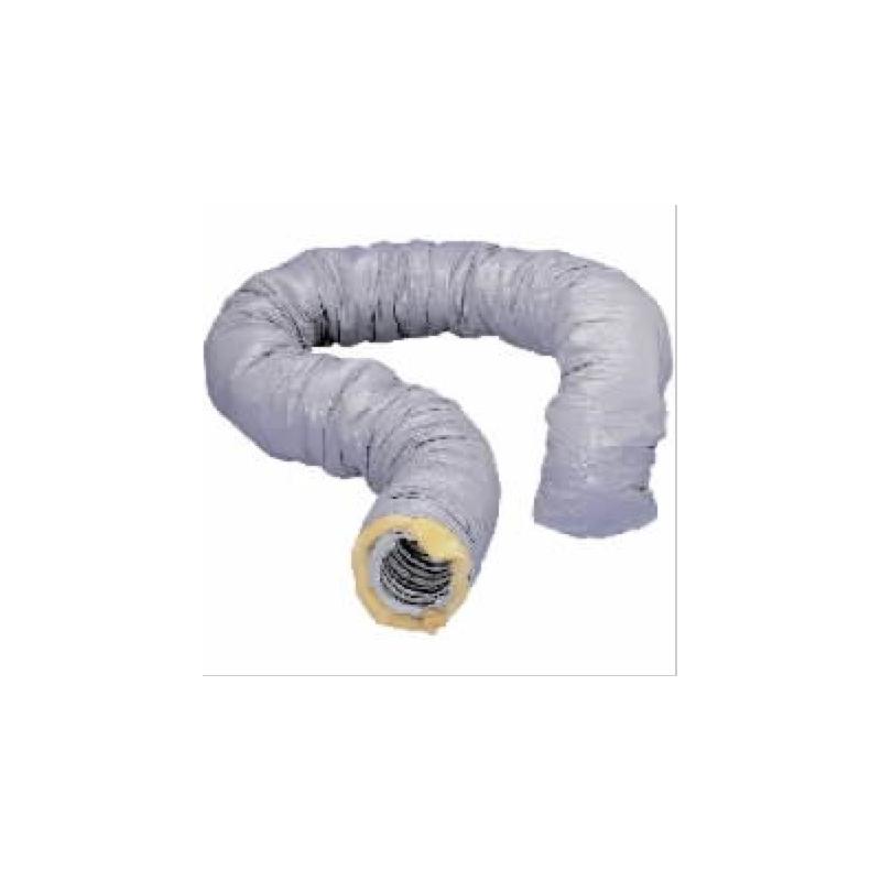 Gaine Souple Isolée (50mm) - Accessoire Climatisation Gainable