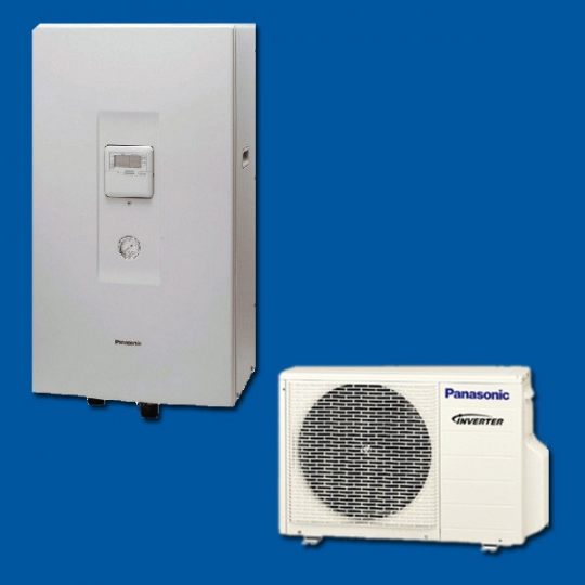 Pompe à Chaleur Air/Eau KIT-WF03C3E5 PANASONIC