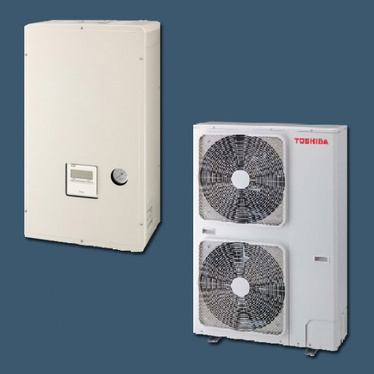 Pompe à Chaleur Air/Eau HWS-1104H-E / HWS-1104XWHT6-E TOSHIBA
