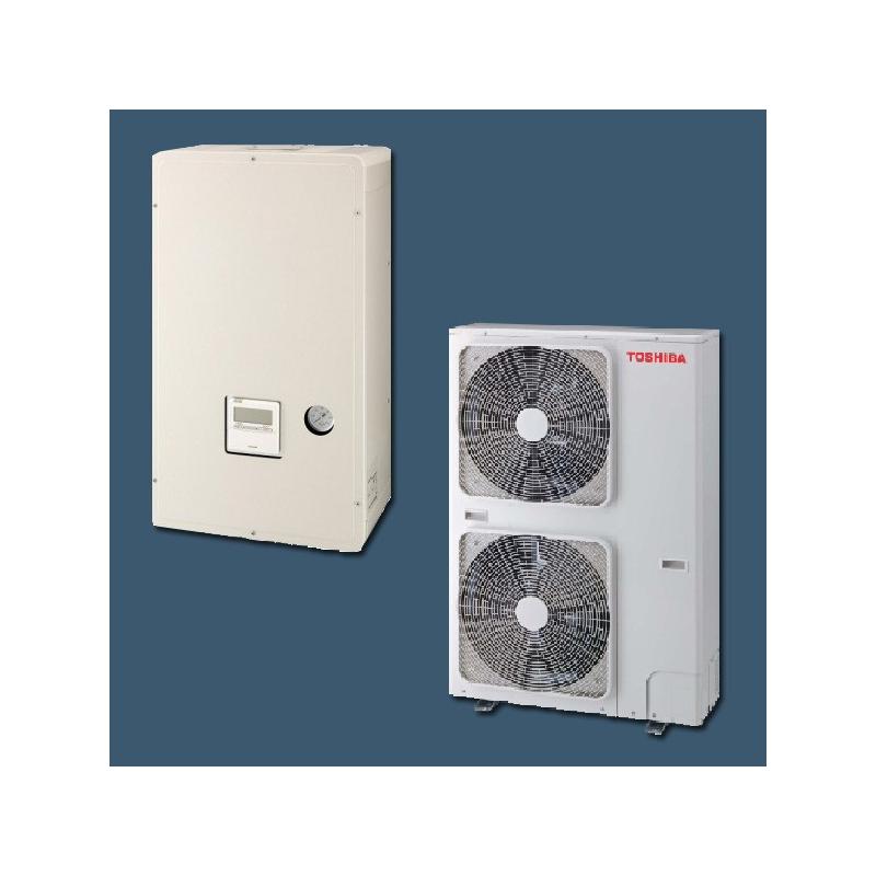Pompe à Chaleur Air/Eau HWS-1404H-E / HWS-1404XWHM3-E TOSHIBA