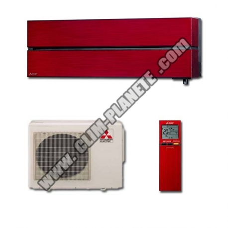 Climatisation Réversible Inverter MSZ-LN25VGR / MUZ-LN25VG MITSUBISHI ELECTRIC