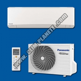 Climatiseur Réversible Inverter KIT CS-Z50VKEW Etherea Blanc PANASONIC