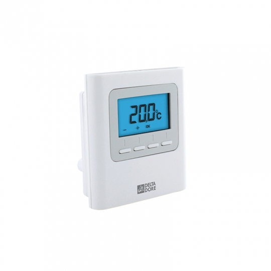 Thermostat DELTADORE DELTA8000 - Régulateur de Climatiseur Gainable