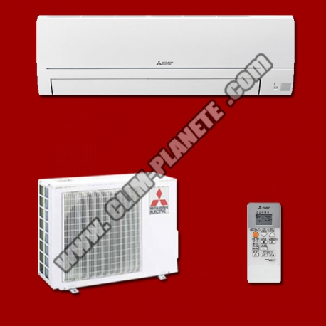 Climatisation Inverter Réversible  Mono Split MSZ-HR42VF / MUZ-HR42VF MITSUBISHI ELECTRIC