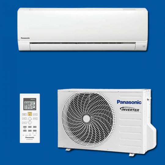 Climatiseur Inverter Réversible  Mono Split KIT CS-PZ35WKE PANASONIC