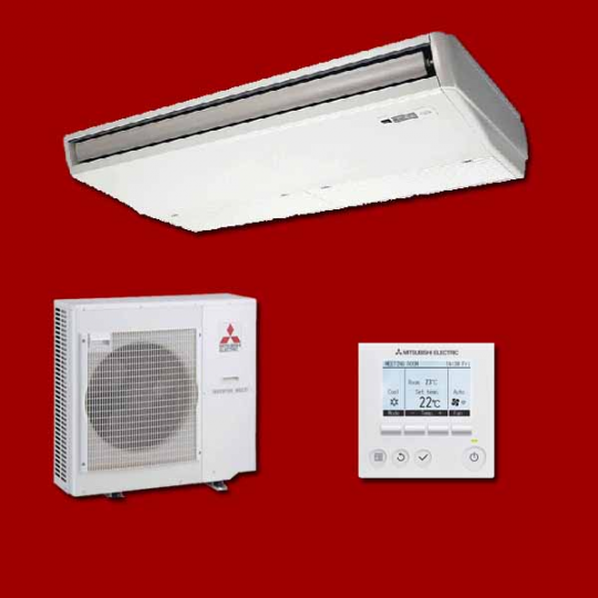 Climatiseur Plafonnier Inverter PCA-M60KA / SUZ-KA60VA MITSUBISHI ELECTRIC