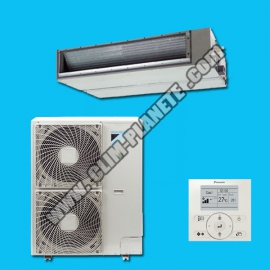 Climatisation Inverter Gainable FBA125A / RZASG125MY1 DAIKIN