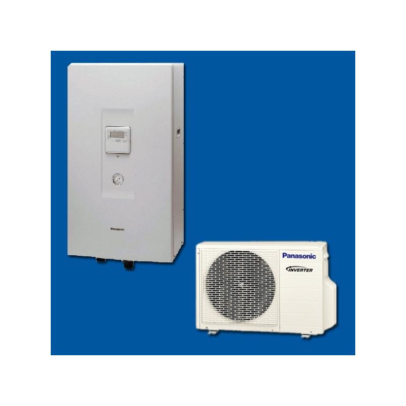 Pompe à Chaleur Air/Eau WH-SDC0305J3E5/WH-UD05JE5 PANASONIC