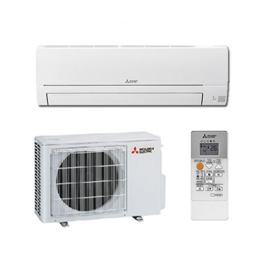 Climatiseur Mono Split Réversible Inverter MSZ-HR25VF / MUZ-HR25VF MITSUBISHI ELECTRIC