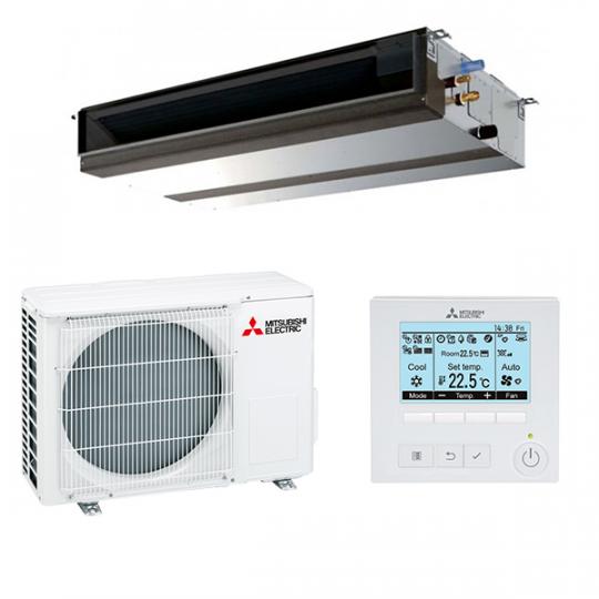 Climatisation Gainable Inverter PEAD-M35JA / PUHZ-ZRP35VKA2 MITSUBISHI ELECTRIC