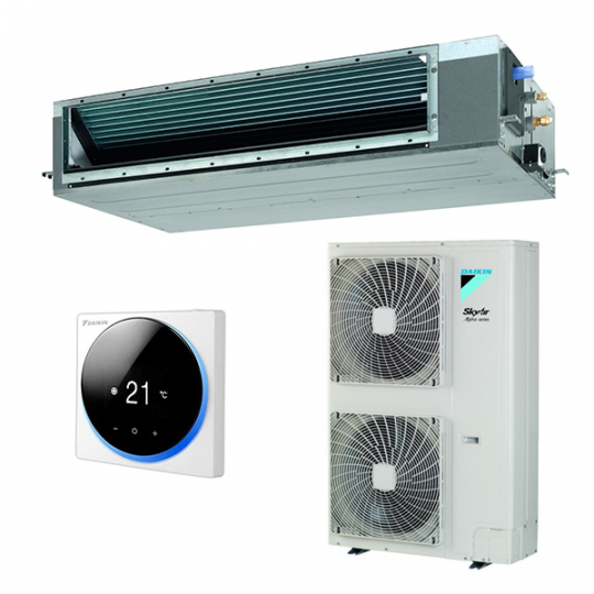 Climatisation Gainable Inverter FBA125A / RZQSG125L9V1 DAIKIN