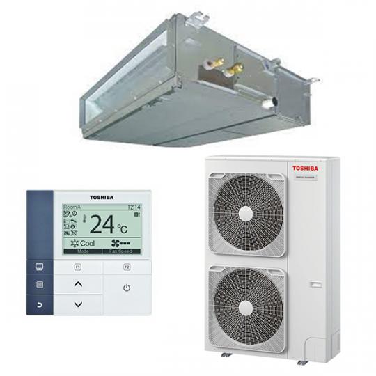 Climatisation Inverter Gainable RAV-GM1401ATP-E / RAV-RM1401BTP-E TOSHIBA